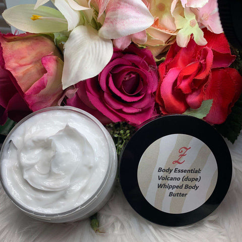Body Essentials: Whipped Body Butter