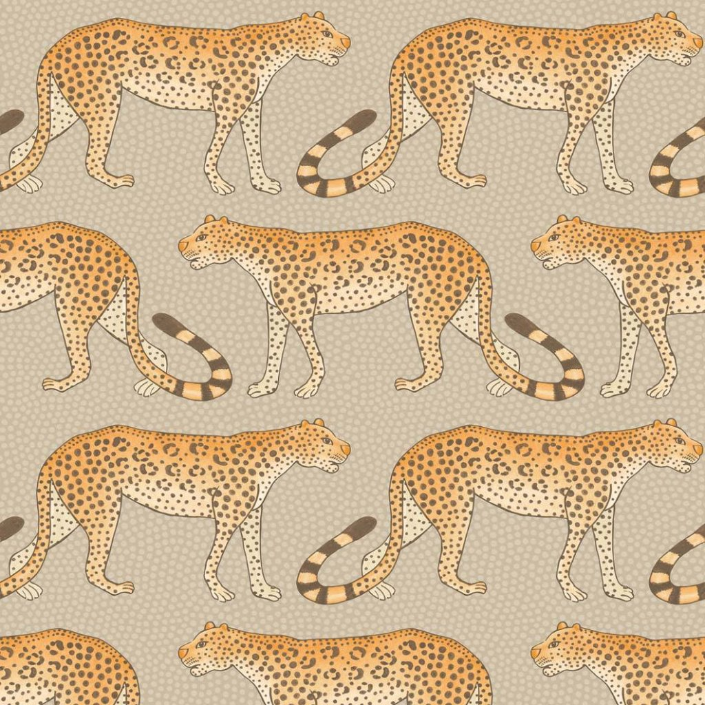 LEOPARD WALK 5 COLOURS
