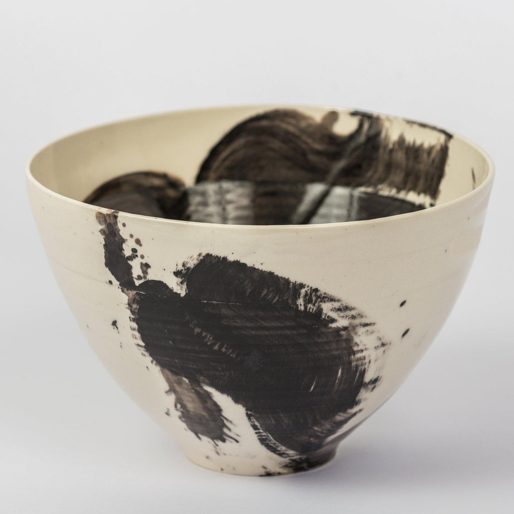 BLACK STROKE BOWL