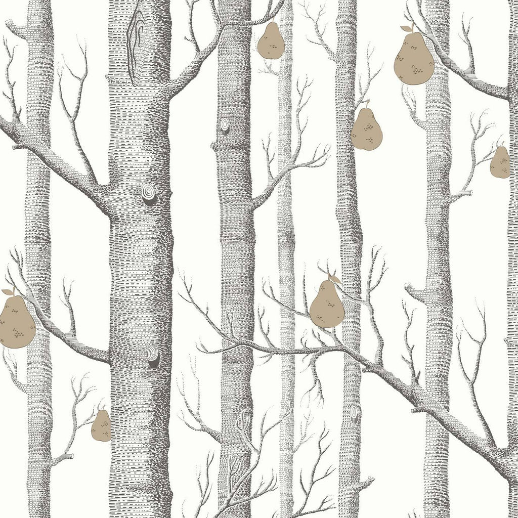 WOODS AND PEARS 6 COLOURS