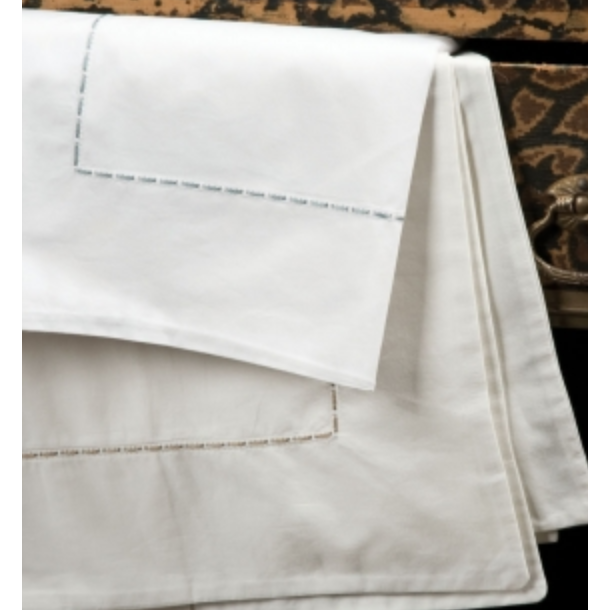 Milano sheets- White