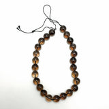 16mm Smokey Quartz Beads