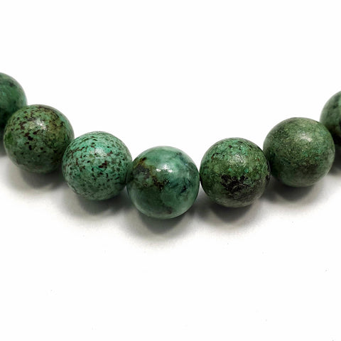 10mm African Turquoise Beads