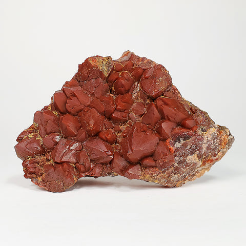 Red Calcite Cluster