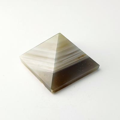 Banded Agate Pyramid