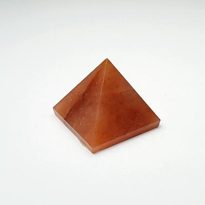 Red Aventurine Pyramid