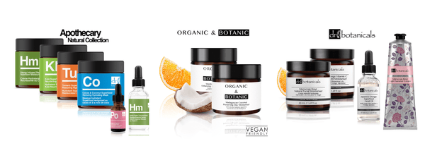 Finally, Dr. Botanicals has arrived at Health & Beauty Online!