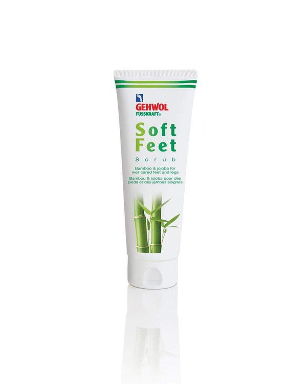 125ml Gehwol Fusskraft® Soft Feet Scrub 8375