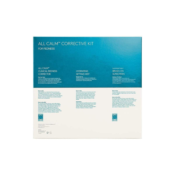 Colorescience All Calm Redness Corrector Kit S3003