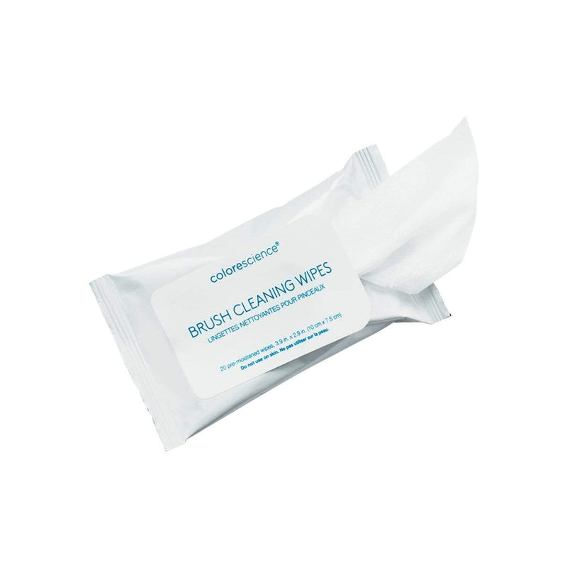 Colorescience Brush Cleaning Wipes PK20 S3026