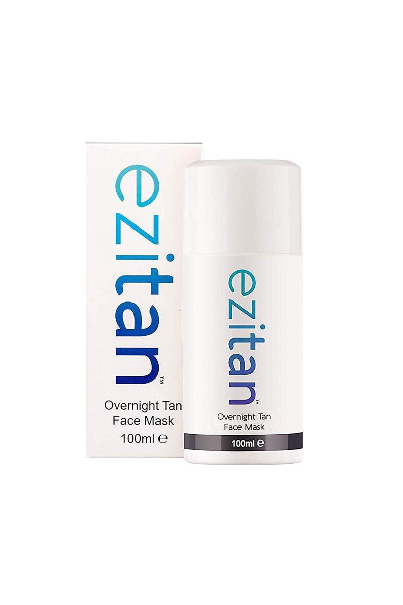 Ezitan Overnight Tan Face Mask 100ml 2514