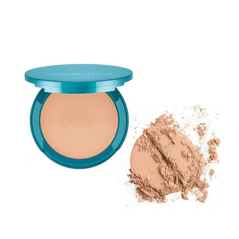Medium Sunlight Colorescience Natural Finish Pressed Foundation SPF 20 S3019-SU