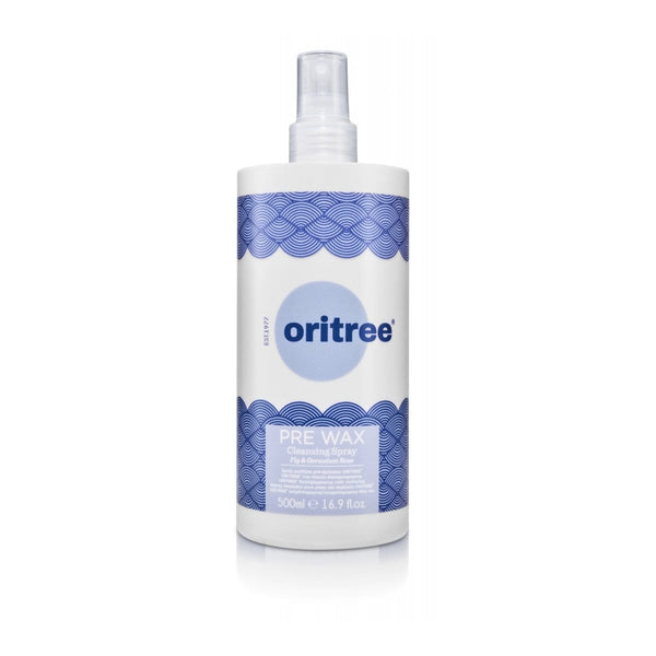 Oritree Pre Wax Cleansing Spray 500ml 2936