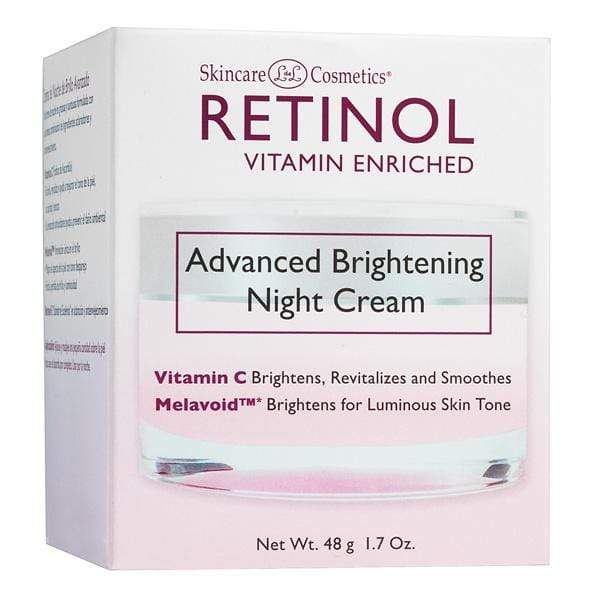 Retinol Advanced Brightening Night Cream 6436