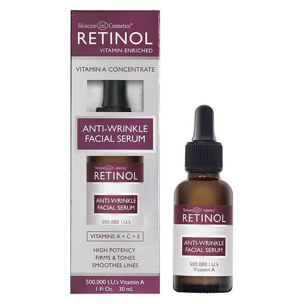 Retinol Vitamin A Anti-rynke ansigtsserum 30ml 5095