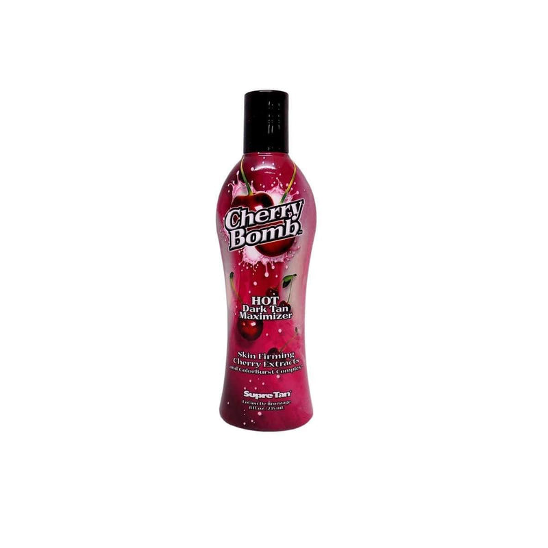 Supre Tan Tan Cherry Bomb Dark Bronceador Maximiser 235ml H2762