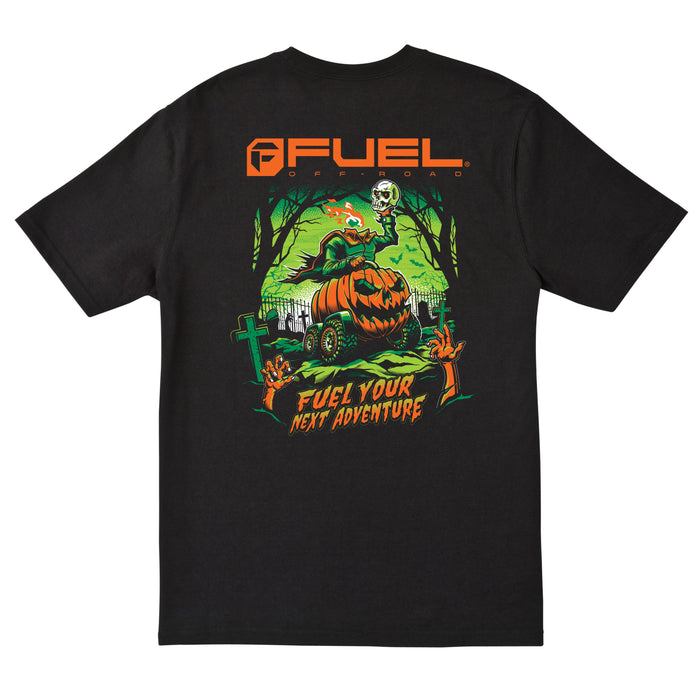 Fuel Halloween T-Shirt - Black