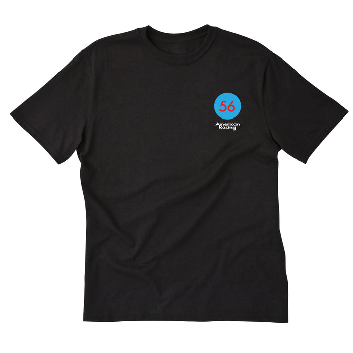 Chrome Is The New Black T-Shirt - Black