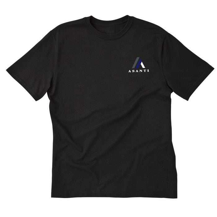 Asanti Logo T-Shirt - Black