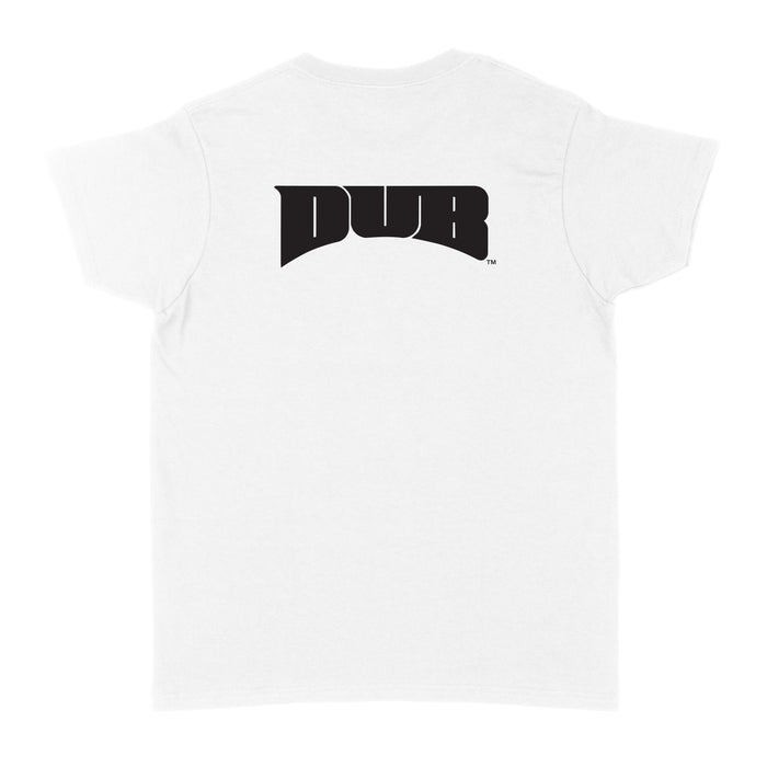 Dub Logo Womens T-Shirt - White