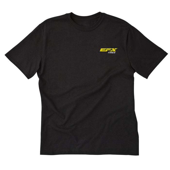 Tread Awesomely T-Shirt - Black