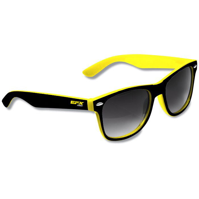 EFX Sunglasses - Black/Yellow