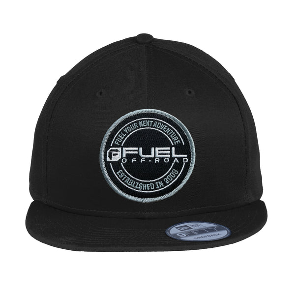 Fuel - Round Patch New Era Snapback Hat