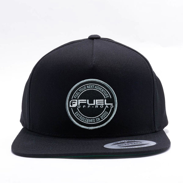 Fuel - Round Patch Flexfit® Snapback Hat