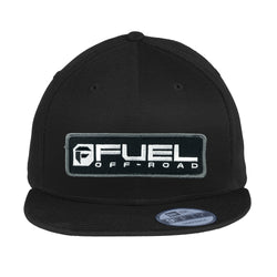 Fuel - Rectangle Patch New Era Snapback Hat