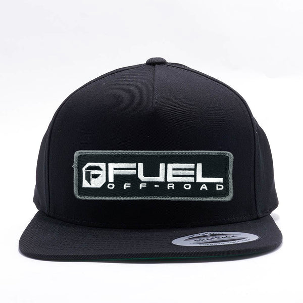Fuel - Rectangle Patch Flexfit® Snapback Hat
