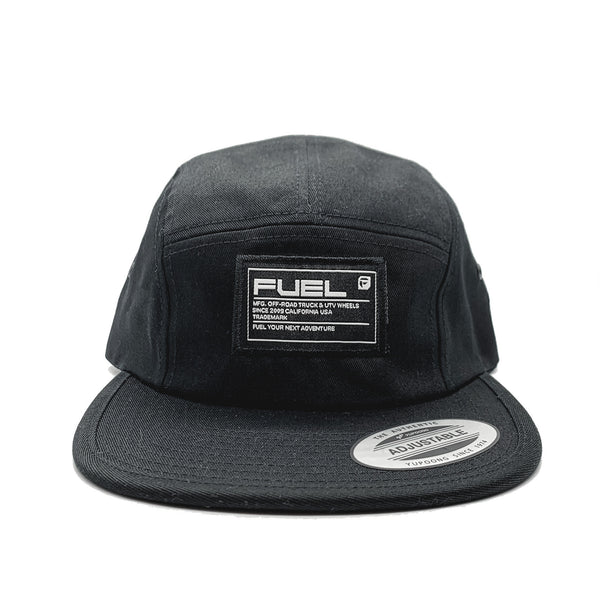 Fuel - Woven Label Flexfit® Classic Jockey Camper Snapback Hat