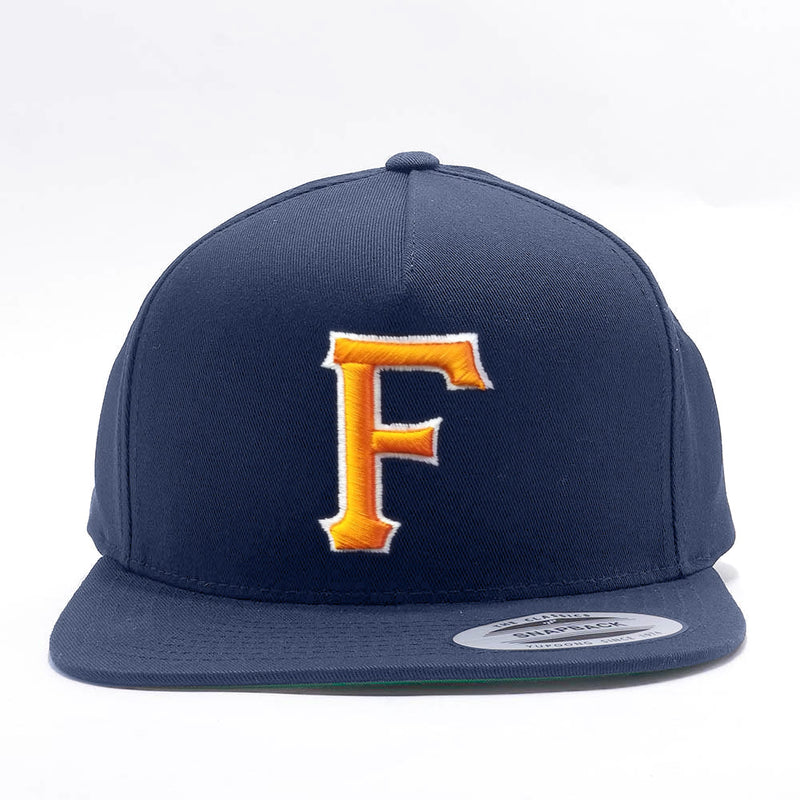 Fuel - Embroidered Logo Flexfit® Snapback Hat