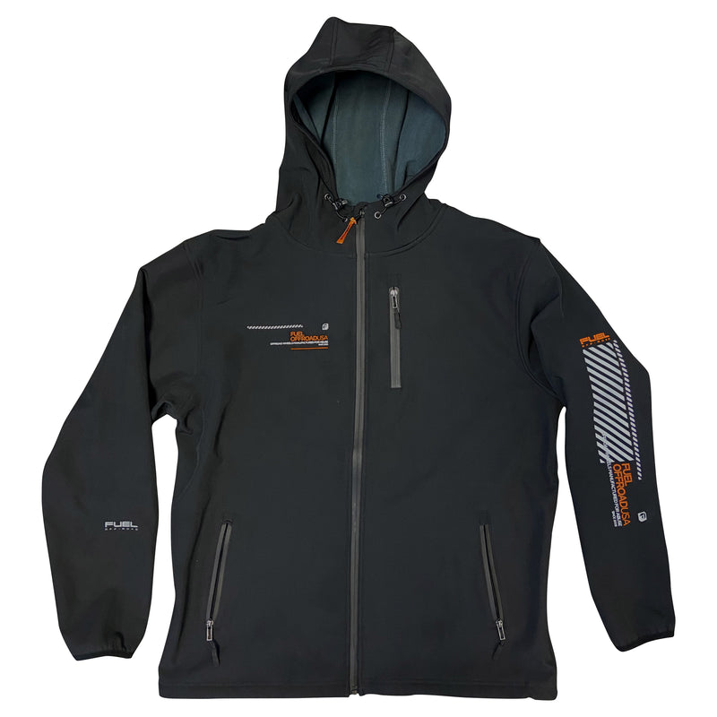 Fuel Tech Jacket - Black