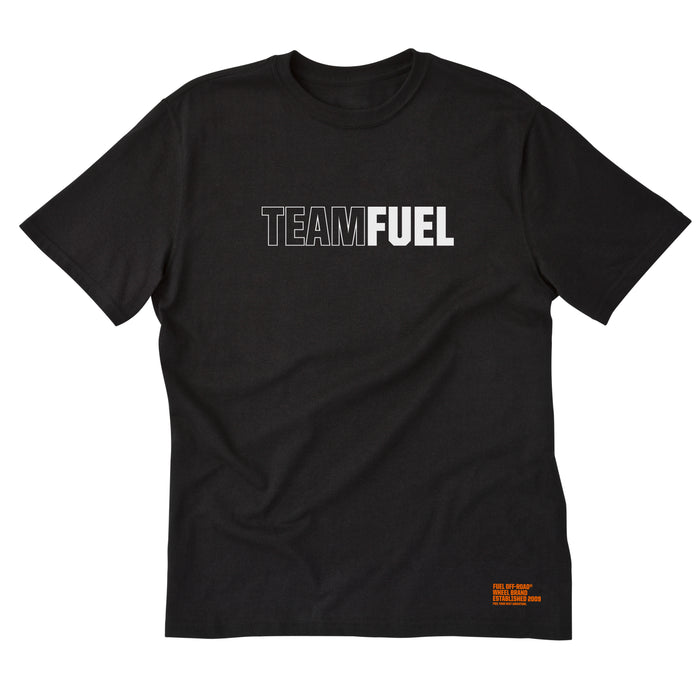 Team Fuel T-Shirt - Black