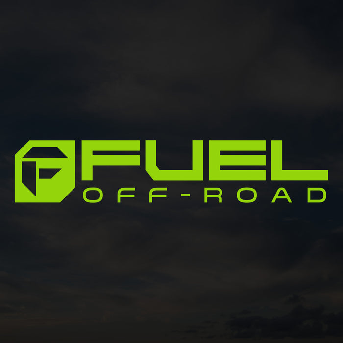 Fuel Cut Transfer Decal - Green