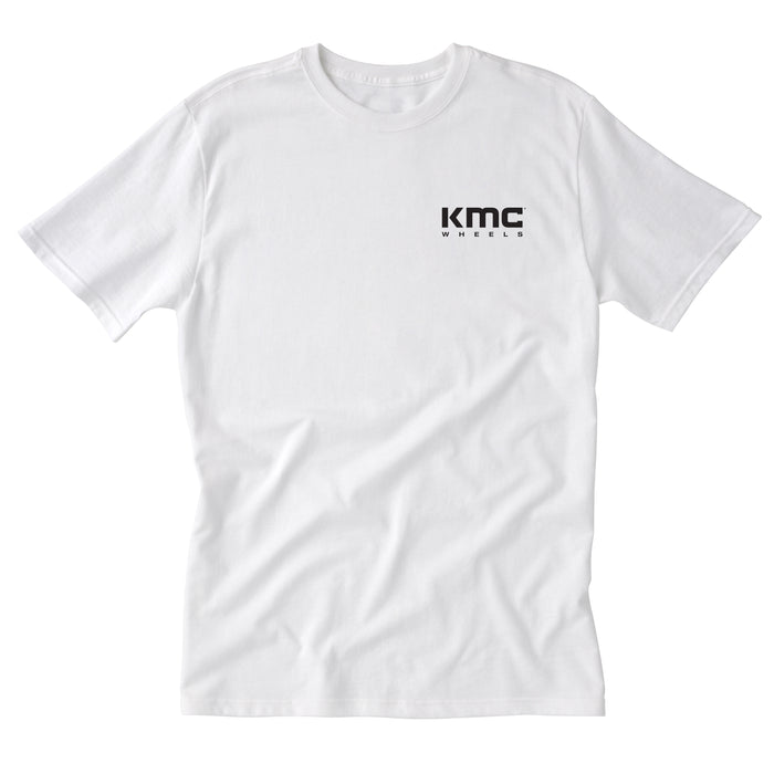 KMC Logo T-Shirt - White