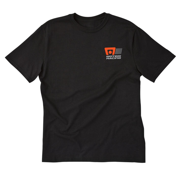 Motegi Racing Logo T-Shirt - Black