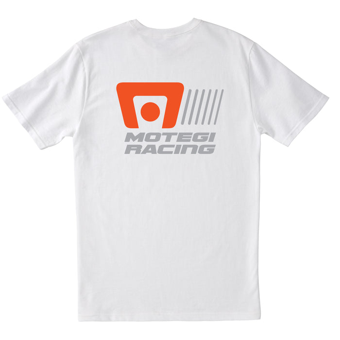 Motegi Racing Logo T-Shirt - White