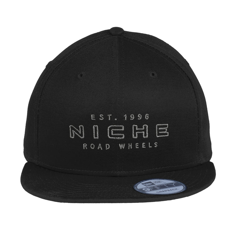 Niche - Embroidered Logo Snapback Hat