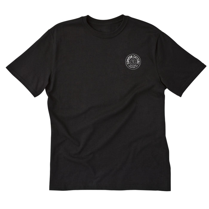 Compton Cutters T-Shirt - Black