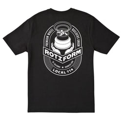 Local 714 T-Shirt - Black