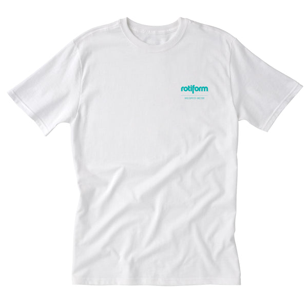 Rotiform Logo T-Shirt - White