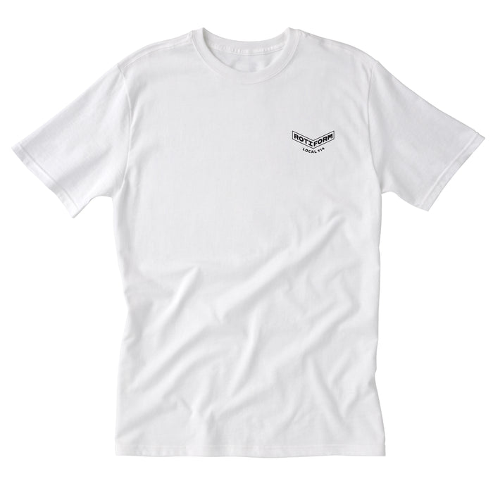 Local 714 T-Shirt - White