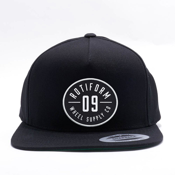 Rotiform - Oval Patch Flexfit® Snapback Hat