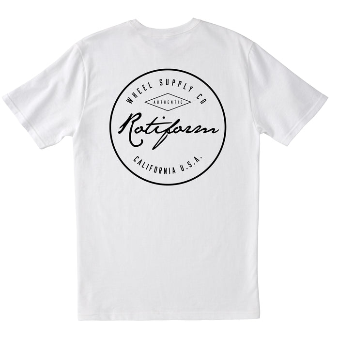 Authentic T-Shirt - White