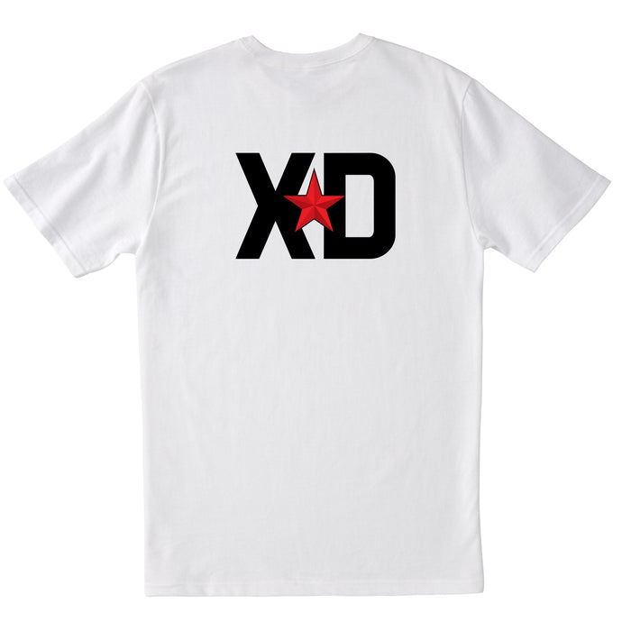 XD Logo T-Shirt - White
