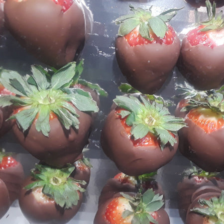 Strawberries - Lower Price! - Local Availability
