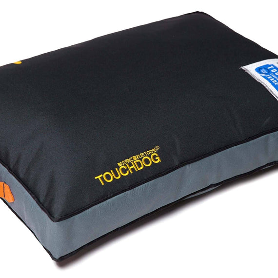 Touchdog Surface-Control Reversible Thick Cushioned Travel Sporty Dog Mat