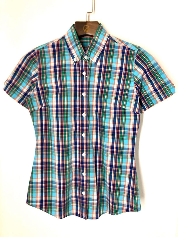Relco - Womans Short Sleeve Shirt - Rat Race Margate