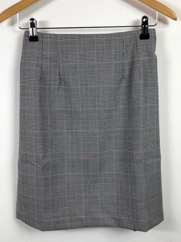 Relco - Womans Prince of Wales Check skirt - Rat Race Margate